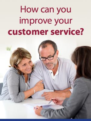 essay on how to improve customer service Defining the problem which related to customer service can let popular to know what their weaknesses are and what they should further improve in their management after defining the problem, an approach is then developed to solve the problem the employees should be given some training.