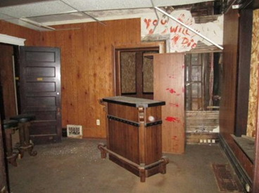 Example of a terrible real estate listing photo