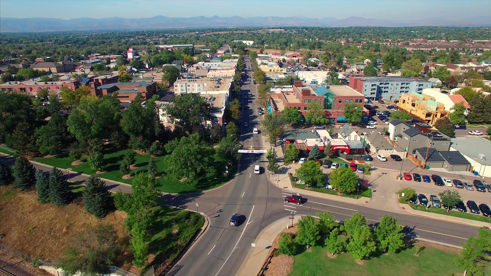Littleton, Colorado town photo