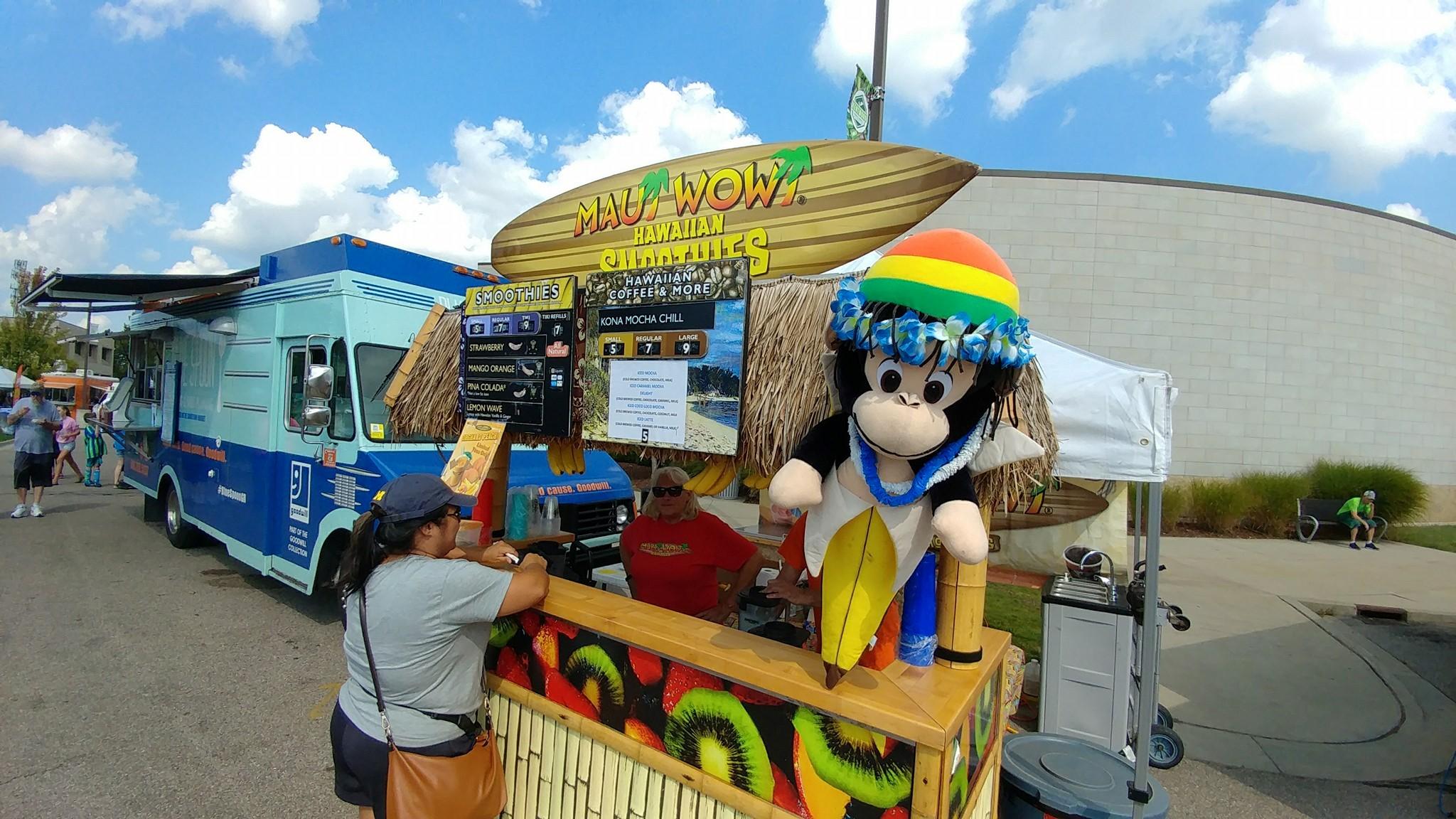 City of Kentwood, Michigan Maui Wow Food Truck