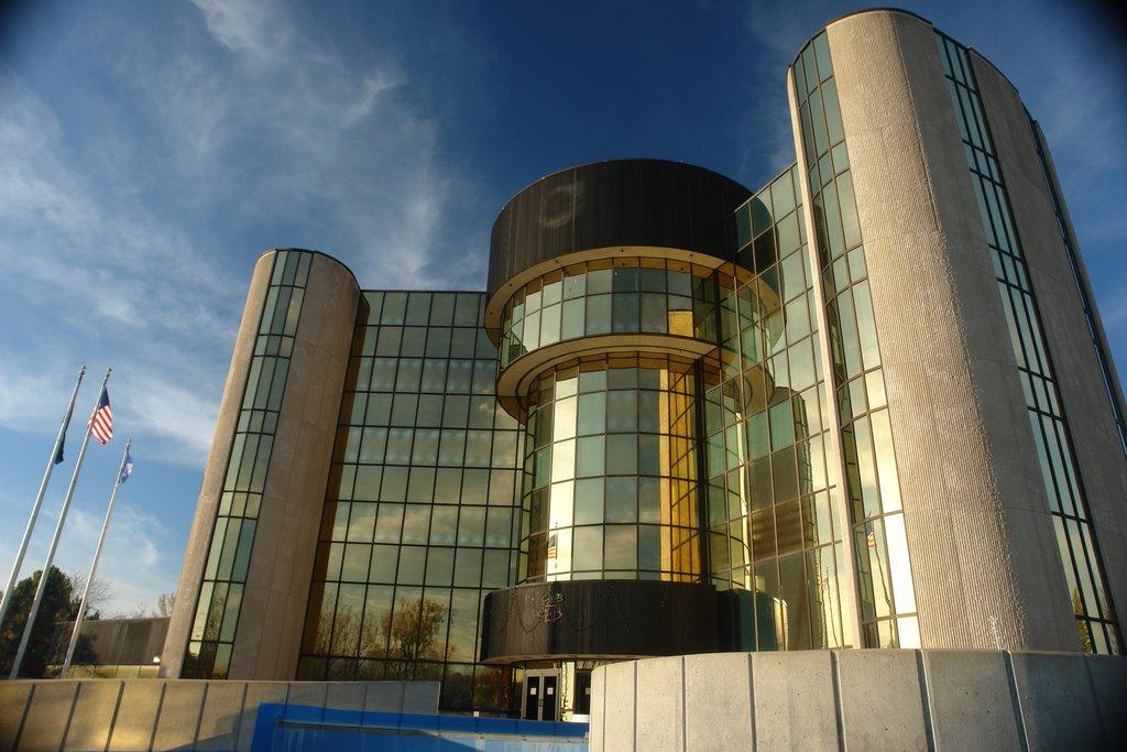 Levonia, Michigan City hall